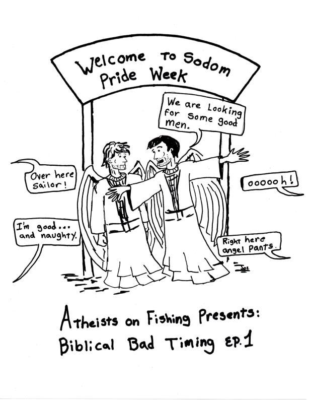 Biblical Bad Timing Ep. 1
